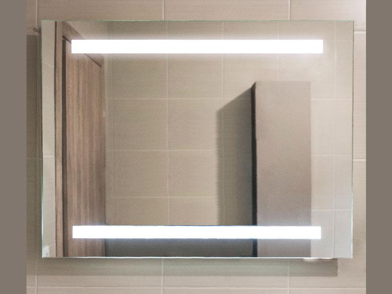Ogledalo led 800×600, prekidač na dodir